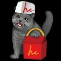 Fastfood HappyCat