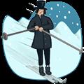 Skiers Gonna Ski