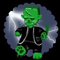 Frankenstein Kitteh