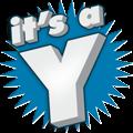 It's a Y