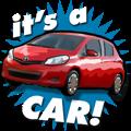 It's a CAR!